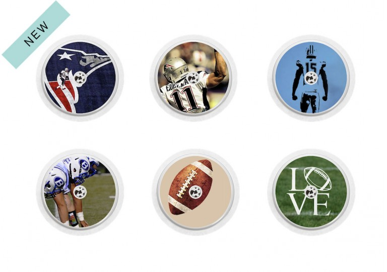 Freestyle Libre sticker Collection American Football