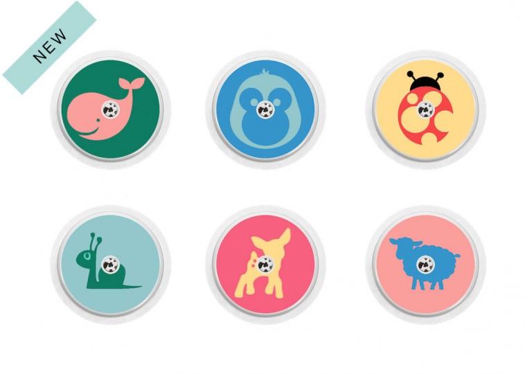 Freestyle Libre sticker Collection Bambi