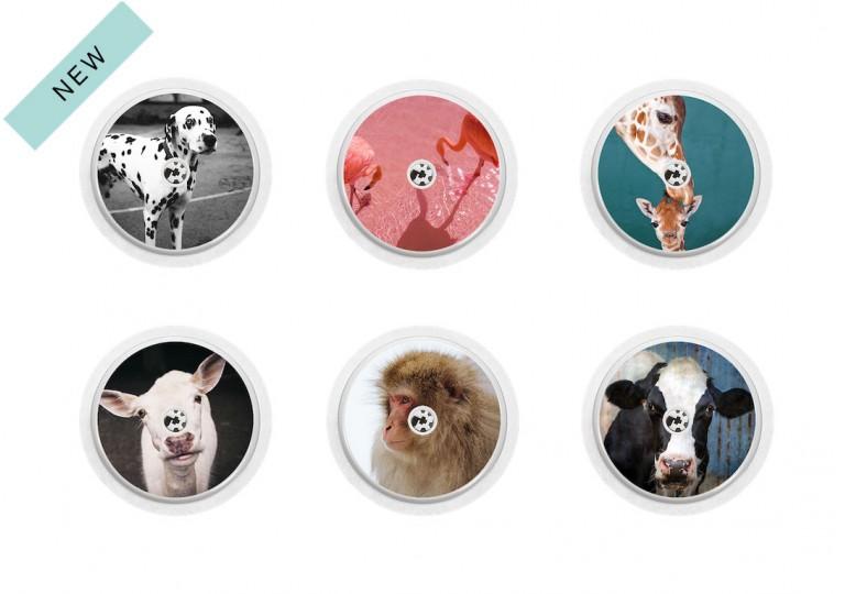 Freestyle Libre sticker Collection Meuhh