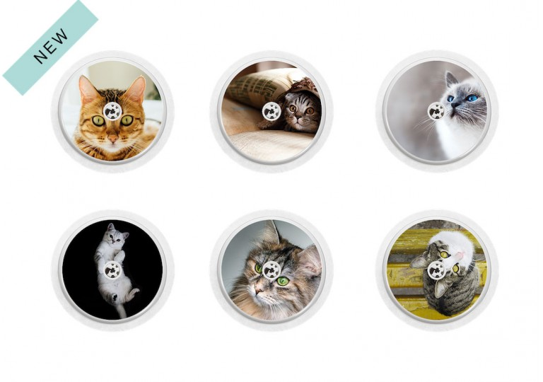 Freestyle Libre sticker Collection Miaow