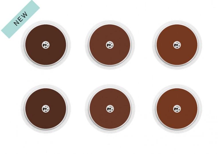 Freestyle Libre sticker Collection Moka