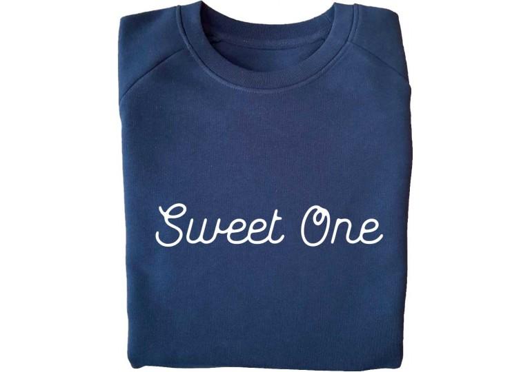 HélOui sweat-shirt Sweet One