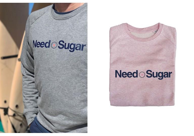 HélOui sweat-shirt Need Sugar