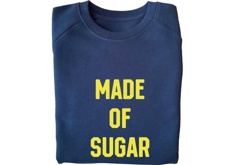 HélOui sweat-shirt Made of Sugar