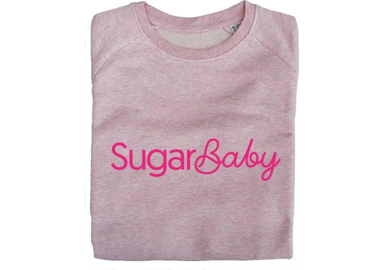 HélOui sweat-shirt Sugar Baby