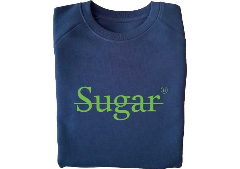 HélOui sweat-shirt Sugar
