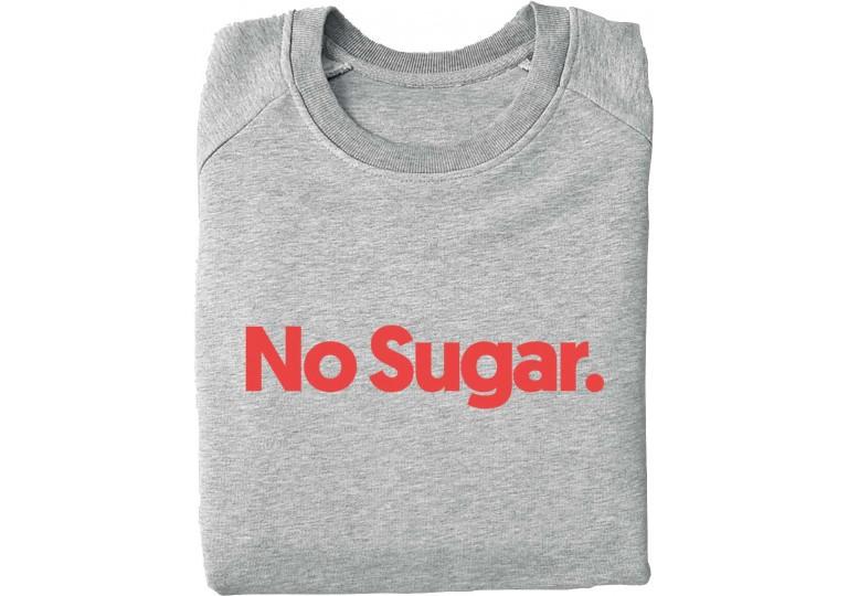 HélOui sweat-shirt No Sugar