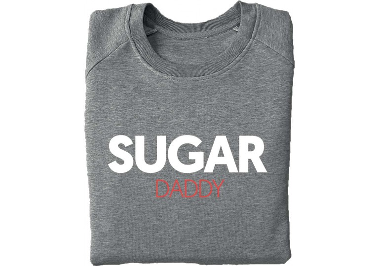 HélOui sweat-shirt Sugar Daddy