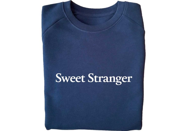 HélOui sweat-shirt Sweet Stranger