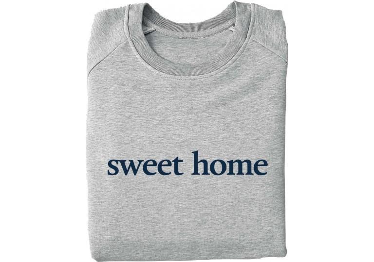 HélOui sweat-shirt Sweet Home